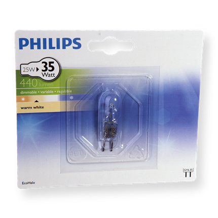 Philips Eco Halogeen Capsule 25W-G6.35