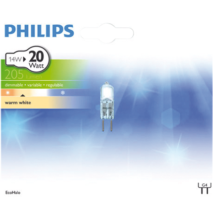 Philips Eco Halogeen 14W-G4