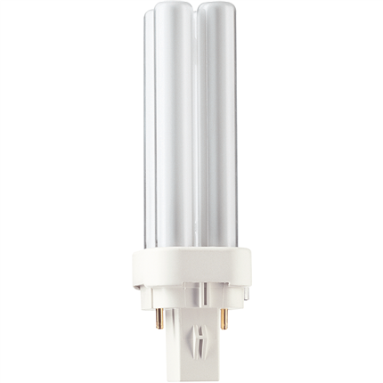 Philips PL-C Lamp 2Pins 10W