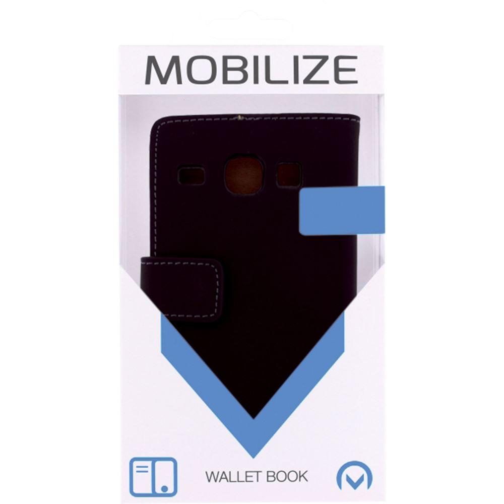 Mobilize Samsung Core Wallet Slide Case Leder