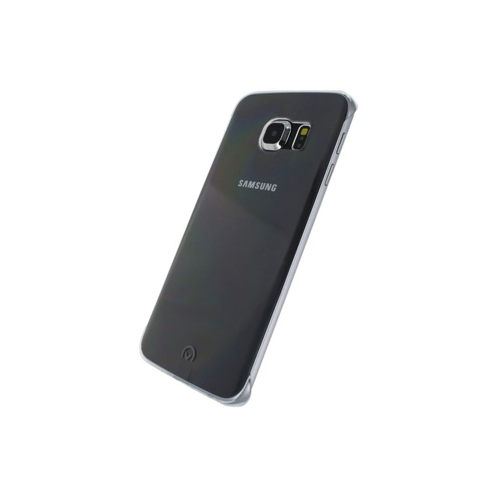 Mobilize Backcover Transparant Samsung S6 Edge
