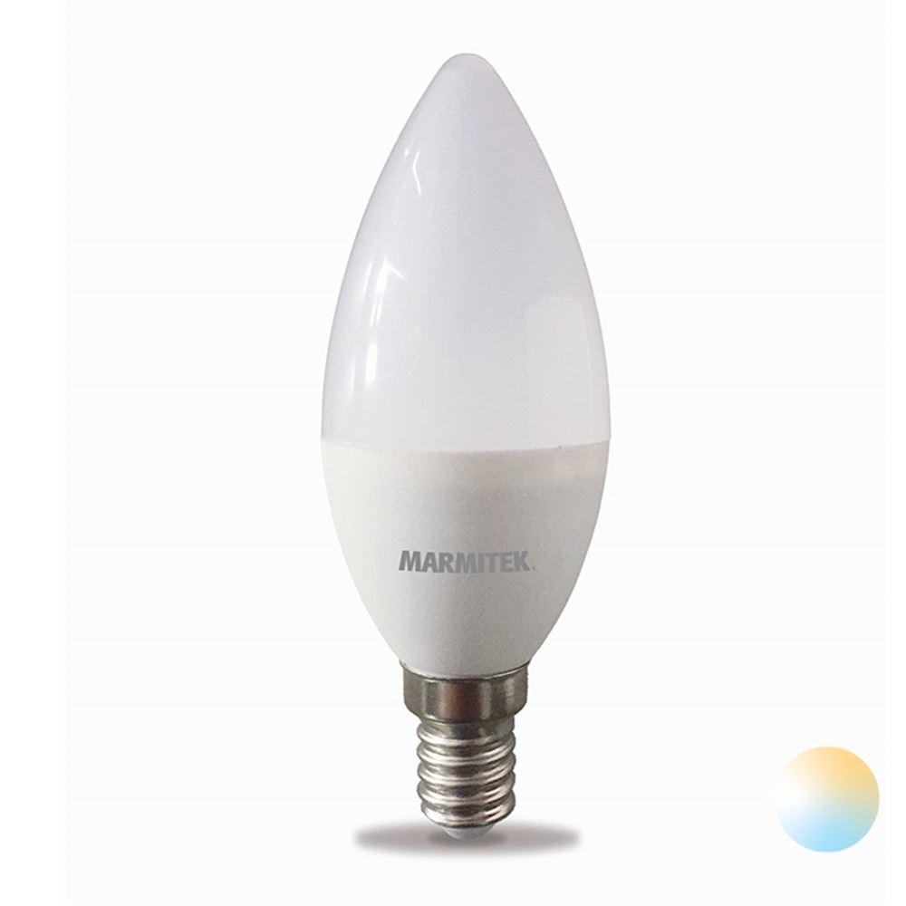 Marmitek LED lamp E14 4.5W Dimbaar