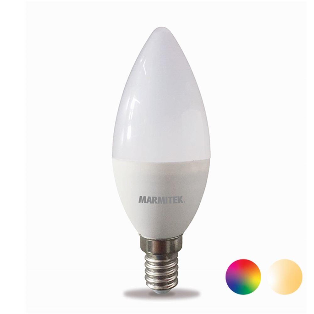 Marmitek LED bulb E14 4.5W Dimbaar
