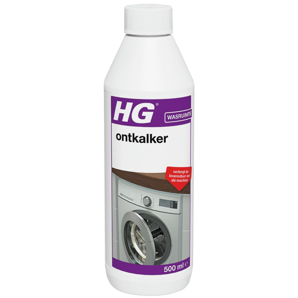 HG Snelontkalker voor koffiezetapparaten, waterkokers & wasmachines