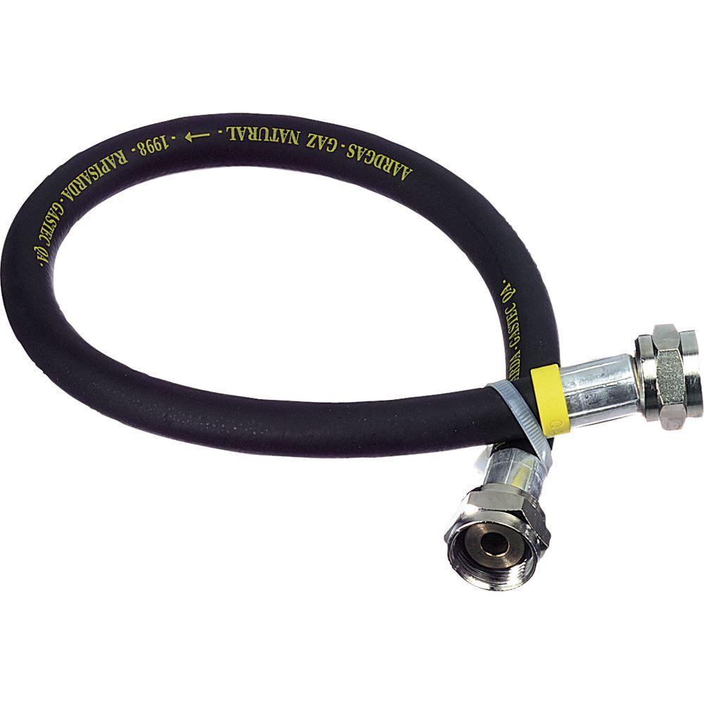 Scanpart Gasslang 100 cm rubber