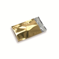 Snazzybag 80 mm x 120 mm Gold