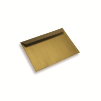 Coloured Paper Envelope A5/ C5 Gold