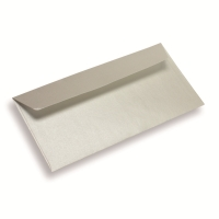 Coloured Paper Envelope Dinlong Pearl White