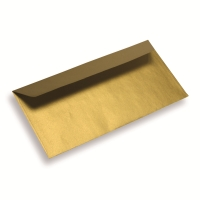 Colored Paper Envelope Dinlong Gold