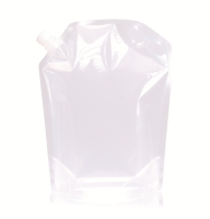 Spoutbag ø21.8mm transparent 290 mm x 355 mm Translucent