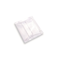 Snazzybag A6/C6 Transparent