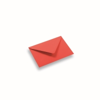 Coloured Paper Envelope A6/ C6 Red