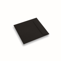 Colored Paper Envelope Black