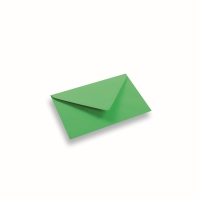 Coloured Paper Envelope Green