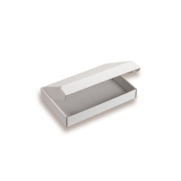 Folding Boxes 7.09 inch x 4.72 inch White