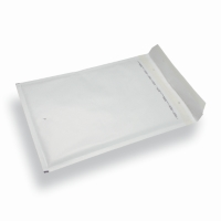 Paper Bubble Envelope 7.09 inch x 10.43 inch White