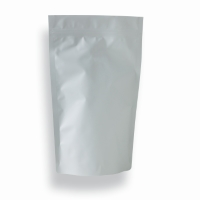 Lamizip Colour Stand Up Pouches 120 mm x 210 mm White