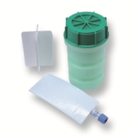 Transportcontainer set 500 ml P620/P650