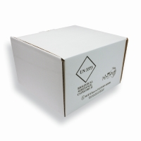 Cardboard Box for EPS Box 9.61 inch x 10.20 inch White