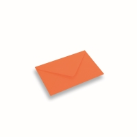 Farvet papir Konvolut A6/C6 Orange