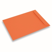 Farvet papir Konvolut A4+ Orange