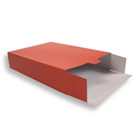 Cardboard Mailing Carton 420 mm x 305 mm Red