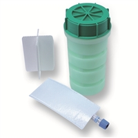 Green DG container set 800ml
