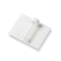 Feuille absorbante 90 mm x 127 mm Blanc