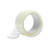 Tape 50 mm Transparant