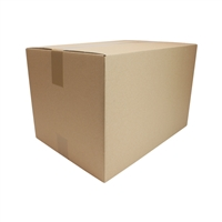 American Folding Box 198 mm x 430 mm Brown