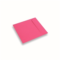 Colored Paper Envelope Pink