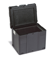 MediCoolTainer EPP 4 with T-Loc, height 322 mm 296 mm x 396 mm Anthracite