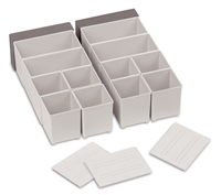 Accessory kit for SYS - Combi and Sort Gris