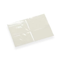 Transcase Business Card 2.36 inch x 3.54 inch Transparent