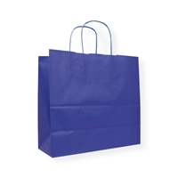 Awesome Bags 9.84 inch x 9.45 inch Blue