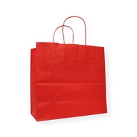Awesome Bags 250 mm x 240 mm Red