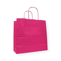Awesome Bags 9.84 inch x 9.45 inch Pink