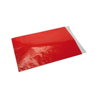 Gifty 2.76 inch x 5.12 inch Red