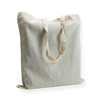 Cotton Carrier Bags 14.96 inch x 16.54 inch