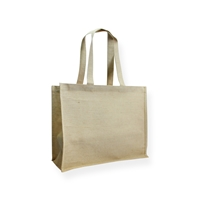 Juco Carrier Bag 12.99 inch x 15.75 inch Brown