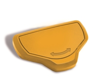T-Loc catch for Systainer® 1-5, yellow