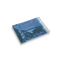 Snazzybag A5/C5 170x220 Blue Translucent