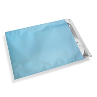 Snazzybag A4/C4 232x325 Candy Blue Opaque
