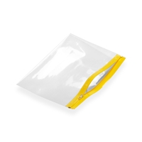 Re-closable wallets 320 mm x 230 mm Yellow