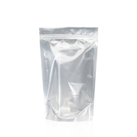 Lamizip Duo Stand Up Pouches 6.30 inch x 10.43 inch Transparent