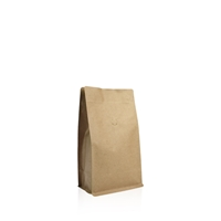 Box pouches 120 mm x 180 mm Marron