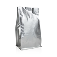 Box pouches 175 mm x 300 mm Silver