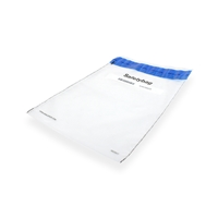 Safetybag Pharma 10.04 inch x 15.16 inch Transparent