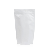 Lamizip Colour Stand Up Pouches 160 mm x 265 mm White