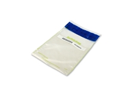 Safetybag Recycled with documentpouch 170 mm x 270 mm Translucide
